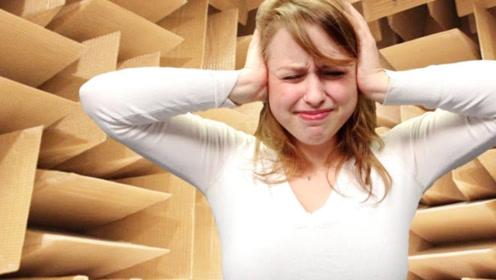 吉尼斯认证最安静的屋子,声音达到负20分贝,普通人待不住一分钟