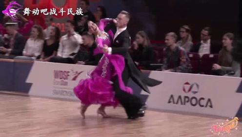 """""""快步舞""""跳得要起飞了!欧洲舞者的灵巧舞步,看得我眼珠不停转"""