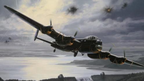 二战中不列颠空战,英军奋起反击,致使德军损失了近千架战机