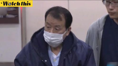 日本72岁老头商场猥亵年轻女子 自称医生不识路强拉其至卫生间