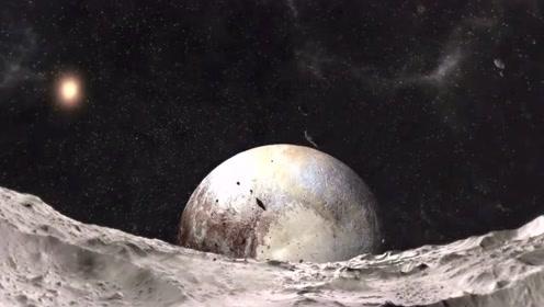柯伊柏带第一颗被发现的天体,也是太阳系已知体积最大的矮行星