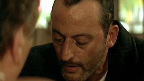 电影:这个杀手不太冷,大叔教你如何做人,演技真的炸裂