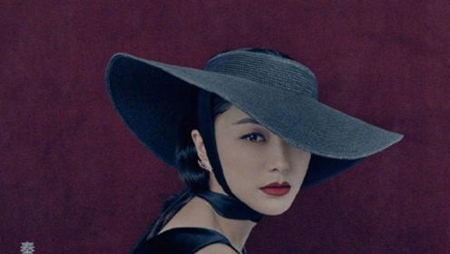 秦岚封面大片释出 摩登女郎尽显质感魅力
