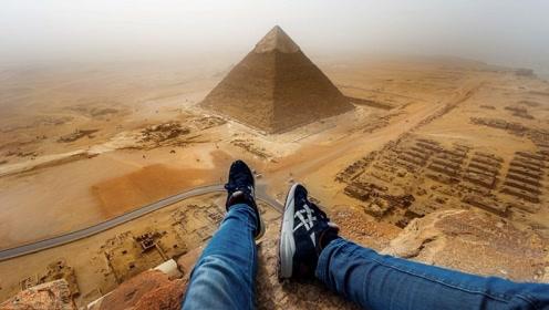 为什么金字塔不能随便乱爬?看看老外的下场,前车之鉴!
