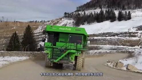瑞士公司发明一款卡车,每年能为环保事业做出不少贡献