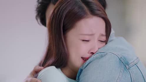 因为遇见你:果果担心乐童的情况,云凯把果果拥在怀里温柔安慰