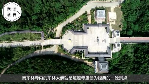 """世界上""""最高""""的金佛像,用48公斤黄金打造,就在中国江西"""