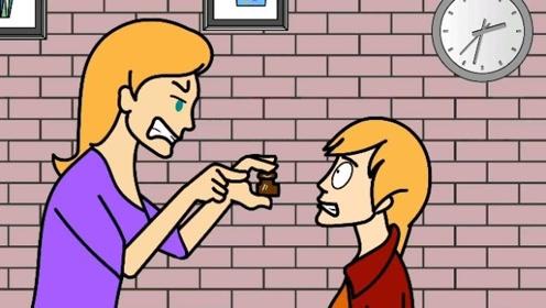 """被""""家庭冷暴力""""的女孩,一度陷入恐慌,意外得知妈妈肮脏秘密!"""