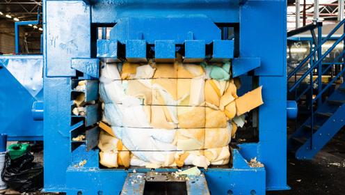 废旧床垫怎么回收?过程像美食,重制品保证你见过