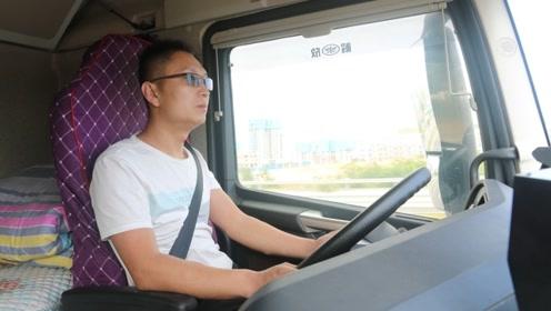 """公路运输""""苦行僧"""",王付伟:为生活,为梦想努力奋斗"""