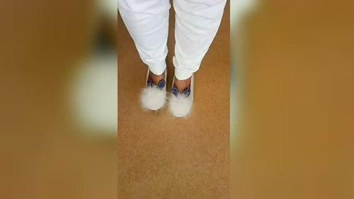 这鞋子很丑吗