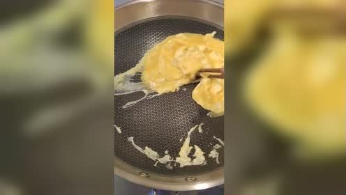 炒鸡蛋也是很讲究的!