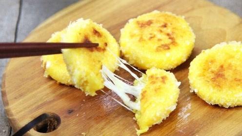 红薯新做法,按照这个步骤做,香甜软糯,全家人都抢着吃