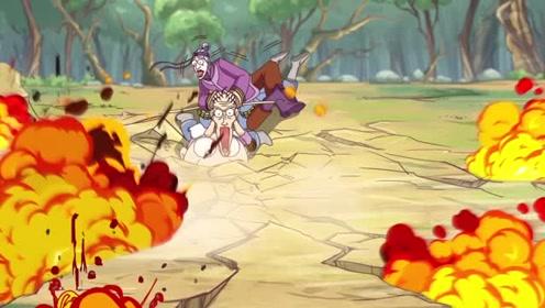 猪队友门卫点燃火把引发大爆炸
