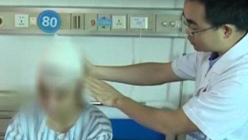 广东一男孩理发被划伤,5年后头上长肿包 医生一看吓坏了