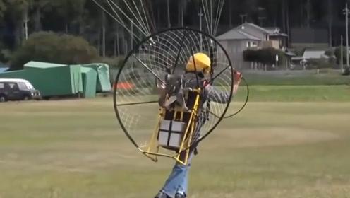 三种有趣的小发明集锦 有了这个就可以体验坐飞机的感觉
