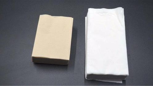 市面上的白色纸和黄色纸哪个好?今天给你讲解清楚,别再弄错了