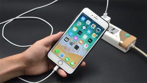无论什么牌子的手机,充电都要牢记3点,不然手机用段时间就得换