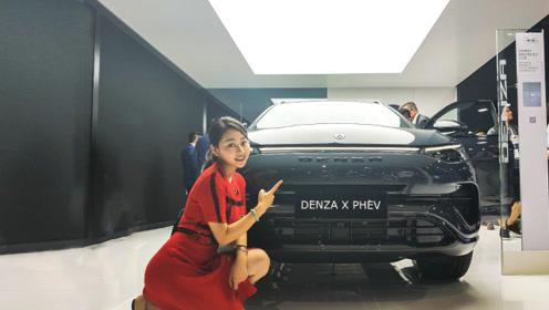 2019广州车展丨技术设计双升级,珠珠体验腾势X