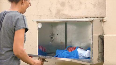 """此国专门设立""""婴儿垃圾箱"""",不要的孩子随便扔,有慈善托管!"""