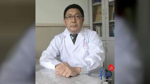 吸尿医生视频亲述高空救人细节:情况紧急实属无奈,治病救人是工作