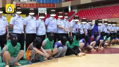 广西42人涉黑案开审:曾故意伤害公安局副局长