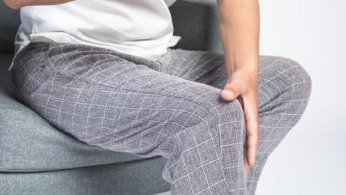 膝盖疼痛该咋办?一把香菜一块姜膝盖不疼!