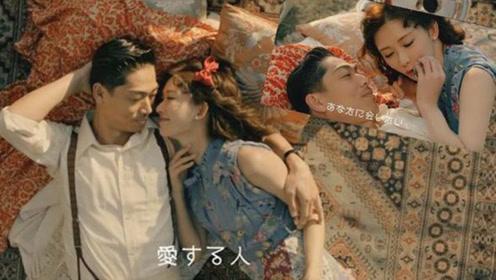 林志玲夫妻档拍MV 支持Akira同门师弟组合