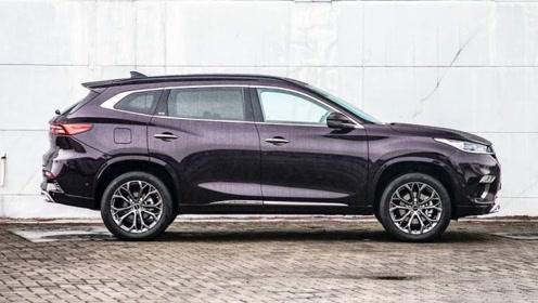 又一款新车上市!2020款星途TXTXL,起售价13.59万!