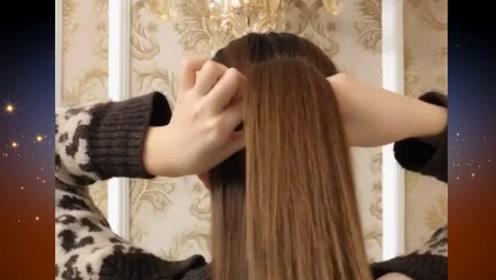 非常适合辣妈的扎发发型,尽显优雅女人味,赶快来看看吧