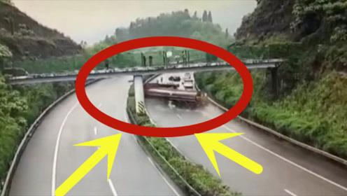 特大交通事故!八轮大货车高速失控,横扫一片,哀鸿遍野!