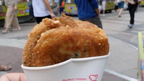 韩式煎饼你见过吗?制作的过程超简单