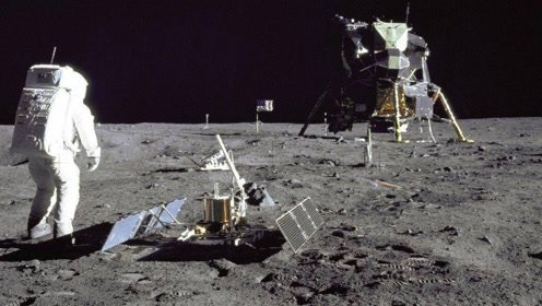 NASA登月带回来的石头,很可能来自地球,这是怎么回事?