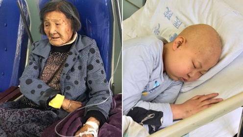 88岁太姥姥进城探望曾外孙,人没见到自己走丢,在村外3公里找到