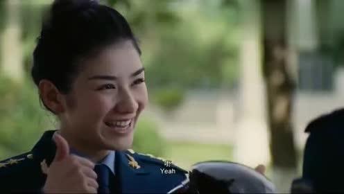 歼十出击,黄奕在这个电影里面的演技还真不错,而且颜值也很在线