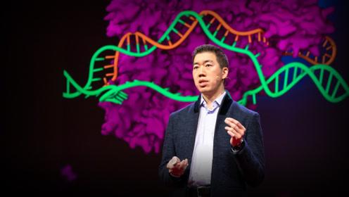 TED:生物科技的最新突破!直接将DNA字母改成另一个