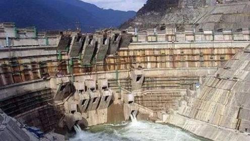 仅次于三峡水电站!这一超级工程展现硬核实力,未来中国不再缺电