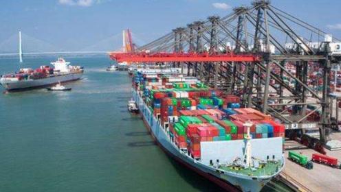 世界最大?中国耗资500亿打造智能港口,只需9个工人!