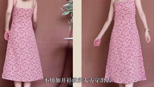 分享几条连衣裙,每一件都很有气质