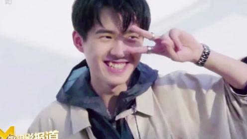 刘昊然采访感谢陈思诚帮助与信任 自爆拍电影几乎都是他导演的?
