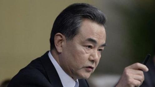 美国绞尽脑汁打压中国 王毅出访韩国点出影响世界和平最大威胁