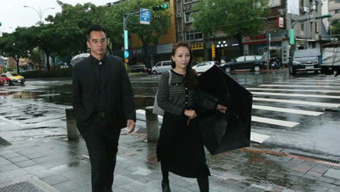 林志玲不在台湾 托哥哥到高以翔灵堂致意