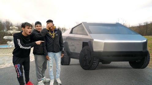 恶搞:双胞胎把朋友的跑车砸烂,画面惨不忍睹,结果你猜怎么着?
