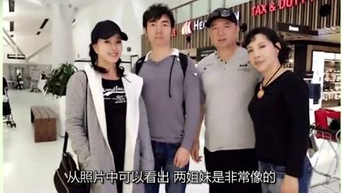 64岁刘晓庆和57岁亲妹妹同框,都是高颜值,整没整容一目了然!