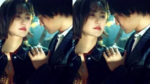 袁弘张歆艺夫妇合体拍写真,眉眼之间甜蜜尽显,越来越有夫妻相了
