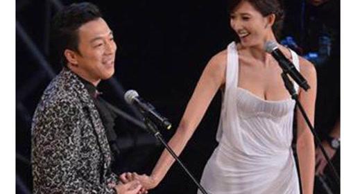林志玲凶黄渤:你最喜欢我哪个部位?黄渤脱口一句话,全场沸腾