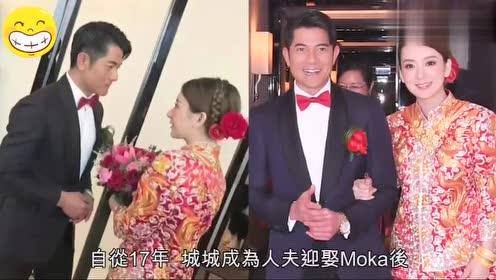 直击郭富城老婆带着十万块的爱马仕回香港:我不排斥生多一个儿子