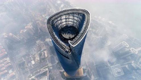 """828米的""""全球第一高楼"""",为何风一吹摆幅3米多?专家:设计好的"""