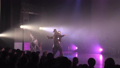 Hiphop传奇团体Misfitss成员RubberBand嘉宾秀