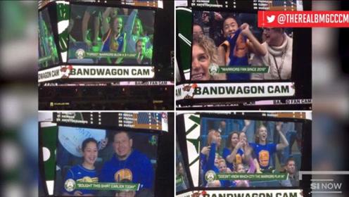 学NBA嘲讽客场球迷 被逼亲自道歉!只因在主场大屏播了这句话!
